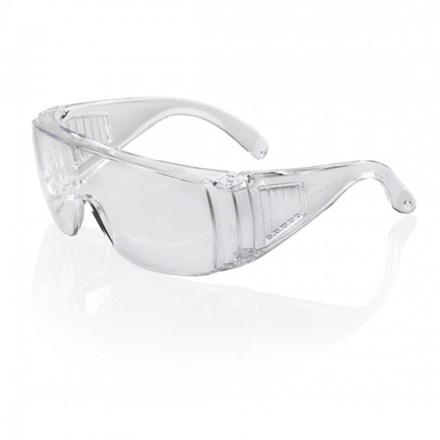 Safety, Eye Wear, Clear Safety Spectacles