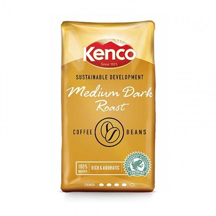 Hospitality, Filter Coffee, Kenco, Medium Roast, 1Kg