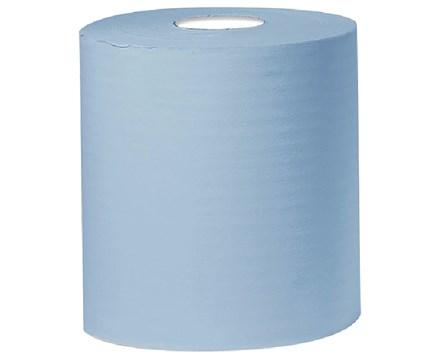 Floor Stand Rolls, 2Ply, 400m x 40cm, Blue