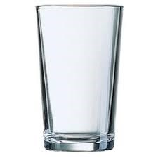 Glassware, Conical, Half Pint, 10oz, G.S. Activator, Case 48