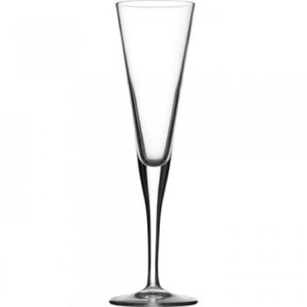 Glassware, Flute, Ypsilon, 5.75oz, Case 12
