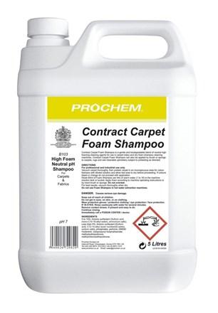 Carpet, Prochem, Contract Shampoo, 5Ltr
