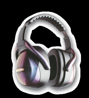 Safety Wear, Ear Defenders, Moldex 6100 M1, SNR 31