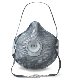 Safety, Dust Masks, Moldex 2435, Smart Special, FFP2 D NR 10