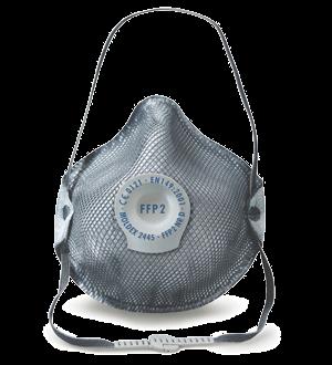 Safety, Dust Masks, Moldex 2445, Smart Special FFP2  NR D, 10