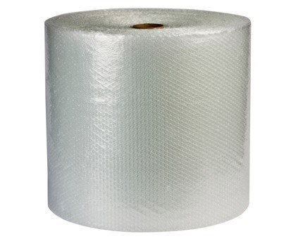 Packaging, Bubble Wrap, Sml Blister, 100m x 1200mm