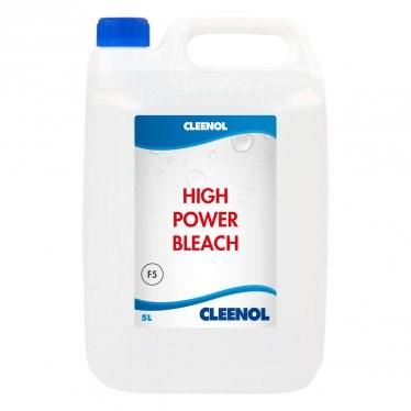 Bleach, Cleenol, 10% High Power, 5Ltr