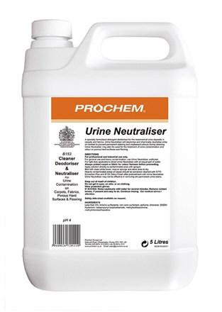 Carpet, Prochem, Urine Neutraliser, 5Ltr