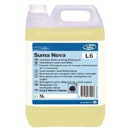 Dishwash Liquid, Suma Nova, L6, 2 x 5Ltr