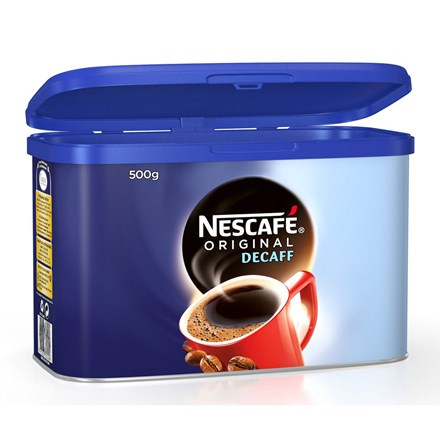Hospitality, Coffee, Nescafe, Decaff, 500g