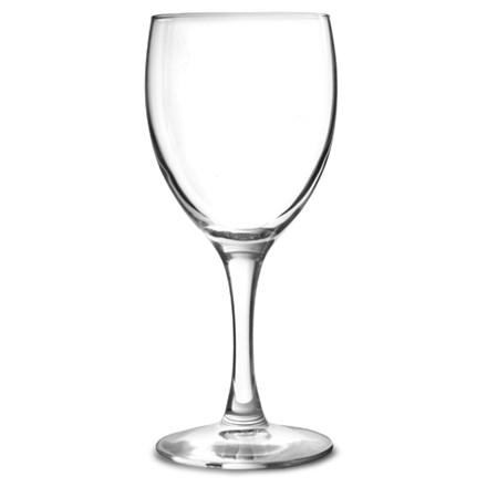 Glassware, Elegance, Wine 250ml, 12oz, G.S., Case 36
