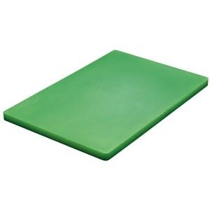 Catering, Chopping Board, 18x12, Green