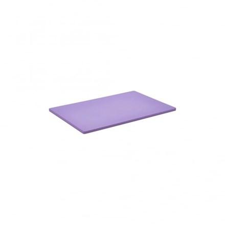 Hygiplas Standard Low Density Purple Chopping Board