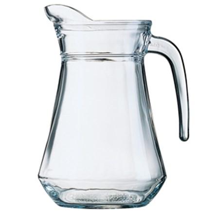 Glassware, Arc Jug, 1/2L, Case 12
