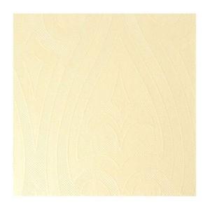 Napkins, Duni, 40cm, 3Ply, Buttermilk, 1000