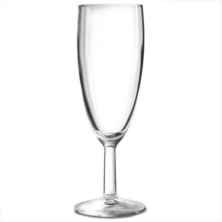 Glassware, Saxon, Champagne Flute, LGS 125ml, 6oz, 48