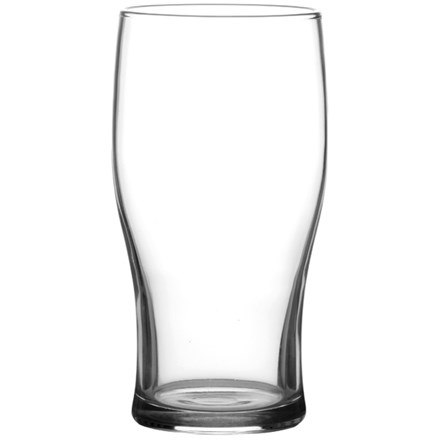 Glassware, Tulip, Half-Pint, 10oz, G.S. (Act), Case 48
