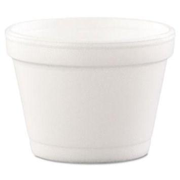 Catering, Foam, Container, 8oz Squat, (8SJ12), 500