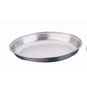 Catering, Vegetable Dish Oval, S/S, 30cm