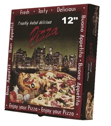 "Catering, Pizza Box, 12"" Manhattan, 100"