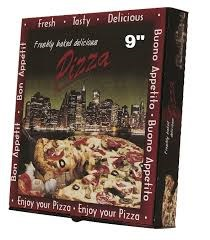 "Catering, Pizza Box, 9"" Manhattan, 100"