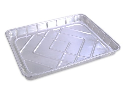 Catering, Foil, Rectangle Pie Tray, Large, 25