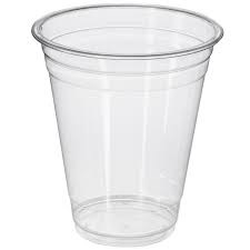 Cups, PET, Straight, 15oz/425ml., 1000
