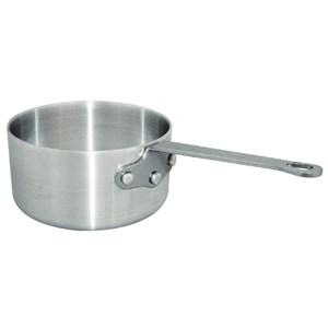 Cookware, Saucepan, Vogue, Aluminium, 66(D)x140mm, 1.2Ltr