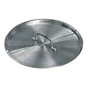 Cookware, Stock Pot Lid, Vogue, Aluminium, 400mm