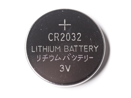 Battery, Button, CR2032