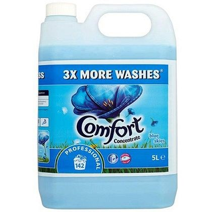 Laundry, Fabric Conditioner, Comfort Conc. 5 Ltr