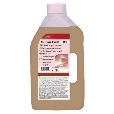 Oven Cleaner, Suma Grill, D9, 2Ltr
