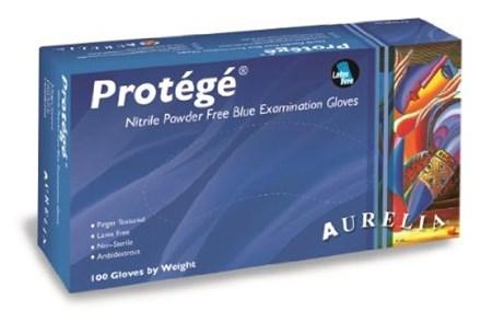 Gloves, Nitrile, Aurelia, Protege, P/F, 100