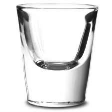 Glassware, American Shot, 1oz/3.5cl, 12