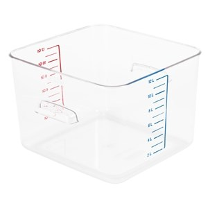 Catering, Container, Space Saver, Graded, 12Ltr