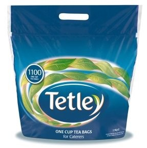 Hospitality, Tea Bags, Tetley x 1100