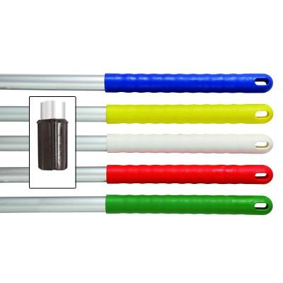 Handle, Excel, Aluminium, Green