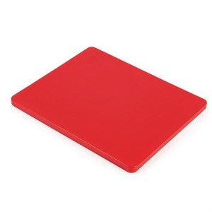 Catering, Chopping Board, Anti-microbial, HD, Red