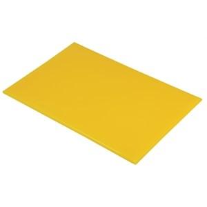 Catering, Chopping Board, Anti-microbial, HD, Yellow
