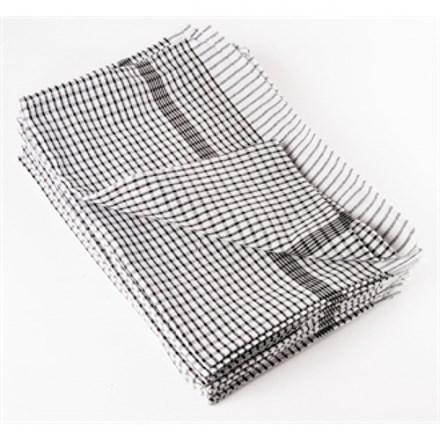 Towels, Tea, Wonderdry, Black, 10