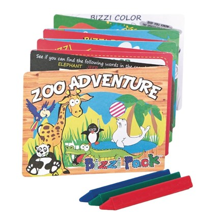 Childrens, Crafti's Activity Pack Assorted Animals