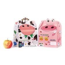 Childrens, Crafti's Kids Bizzi Boxes Assorted Farm Animals