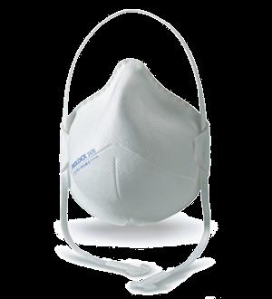 Safety, Dust Masks, Moldex 2470, Pocket Mask, FFP2 NR D, 10