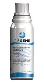 Disinfectant, Airgene, Airborne, 50ml