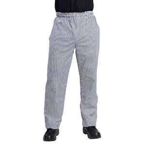 Catering Wear, Chef Trousers, Vegas, B/W,