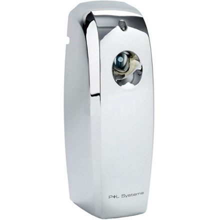 Pelsis Chrome LED 270ml Air Freshener Dispenser