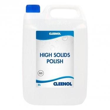 Floor Polish, Nova, High Solids Polish, 5Ltr