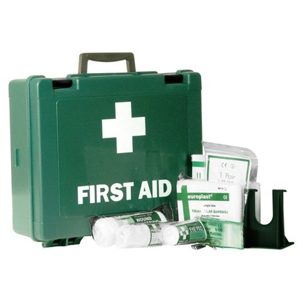HSE First Aid Kit, 1-10 Person