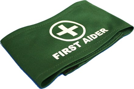 First Aid, First Aider Arm Band