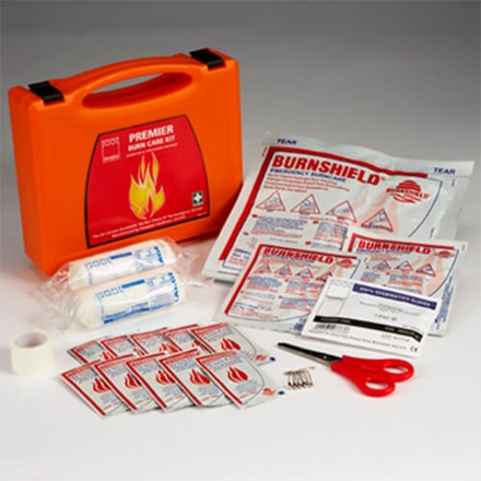 First Aid, Catering Burns Kit, 10 Person